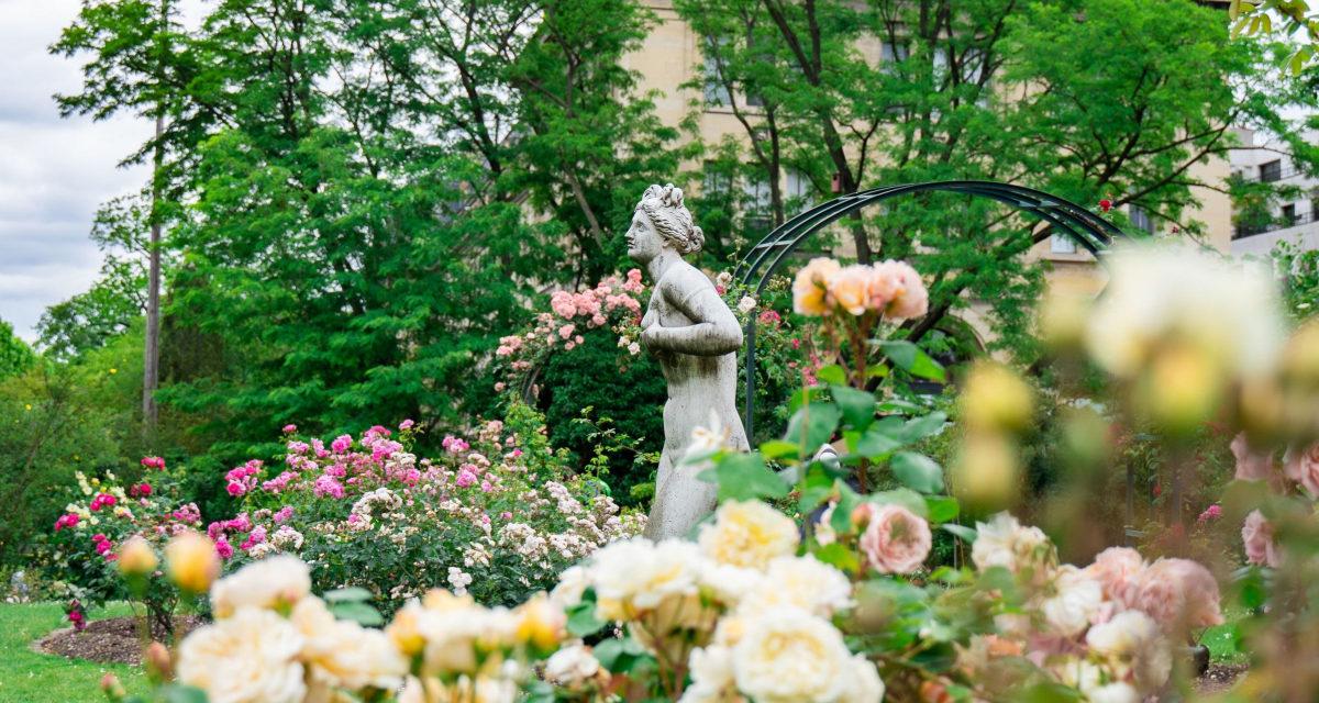 6 tips til at indrette den hyggeligste feminime have