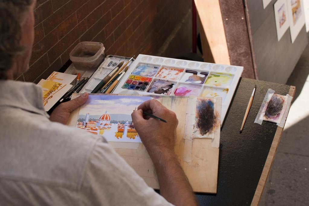 Lær at male ligesom Yayoi Kusama