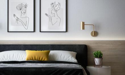 Sådan skaber du det helt perfekte soveværelse